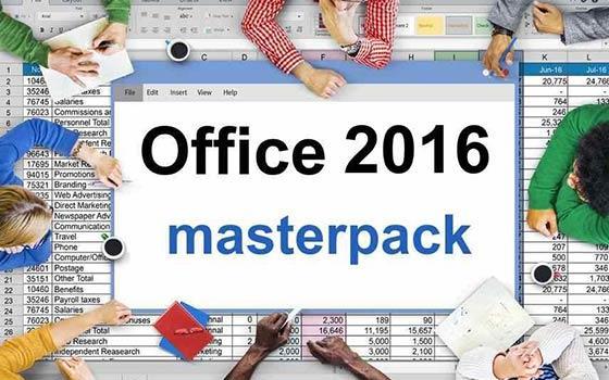 Más Información de masterpack Office 2016